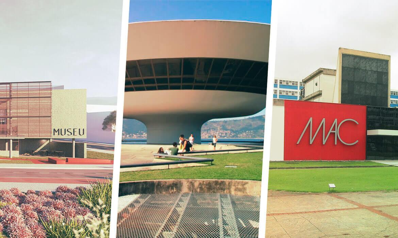 Conheça 3 Incríveis Museus de arte contemporânea no Brasil que você deveria conhecer o quanto antes