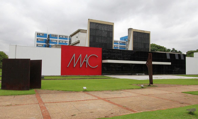 Foto do Museu de Arte Contemporânea da Universidade de São Paulo
