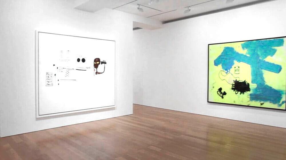 gagosian / galeria de arte contemporânea