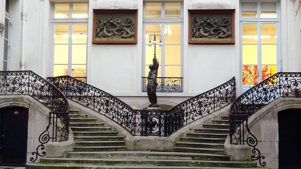 galerie emmanuel perrotin-paris / galeria de arte contemporanea
